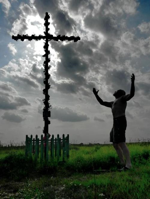 Krzyż #krzyż #PodKrzysem