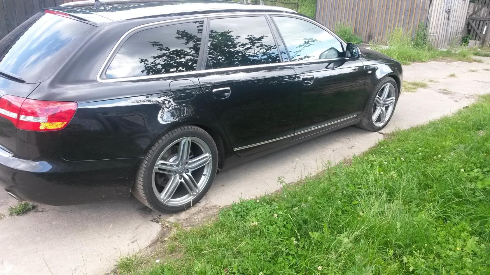 Audi a6 klub polska prosz o pomoc w doborze k do a6 z 2009r