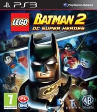 LEGO Batman 2 DC Super Heroes  (2012) PS3 - P2P