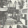 wnętrze kościoła w Brzesku przed 1945r. #brzesko