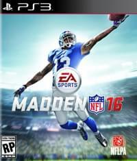 Madden NFL 16 (2015) PS3 - iMARS