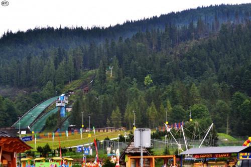 Skocznia - Zakopane #Skocznia #Zakopane #Tatry