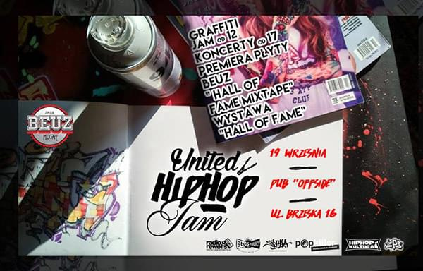 United Hip-Hop Jam 19.09.2015