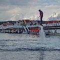 Lotem bliżej, bo na skróty (letnie zabawy nad morzem) #lot #Sopot