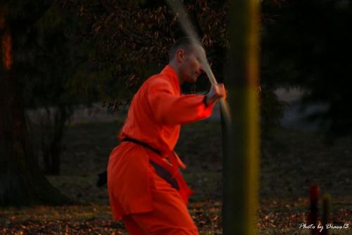 Mnich Shaolin:)