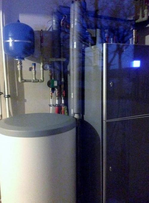 moja pompa Etna 10 kw