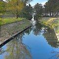 Ujście rzeki/kanału do Bałtyku - tym razem tak, jak je postrzega woda napływająca z polderu Kawia #kanał #rzeka #Karwianka #ujście
