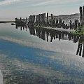 o! Karwia Blue #rzeka #morze #ujście #Karwia