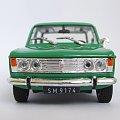 Fiat 125p #auta #Fiat125 #kolekcjoner #modele #prl #samochody #ZłotaKolekcja