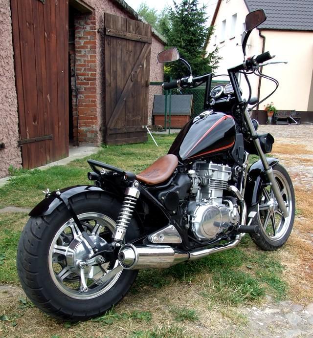 Kawasaki En 500 Menda Custom Motorcycles Poland Blog