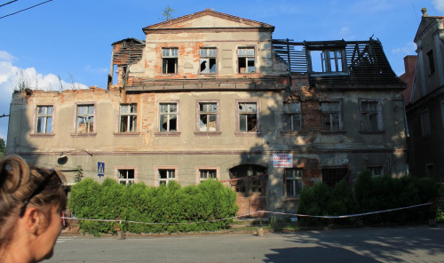 Bożków - centrum wsi #DolnyŚląsk #Świdnica #Książ #Kłodzko