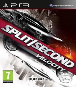 Split Second Velocity (2010) PS3 - PEMA