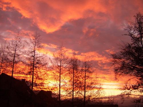 Zachód słońca 16....
