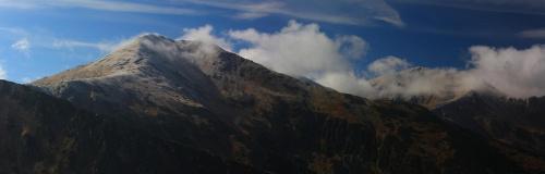 TATRY ZACHODNIE - JESIEŃ #Góry