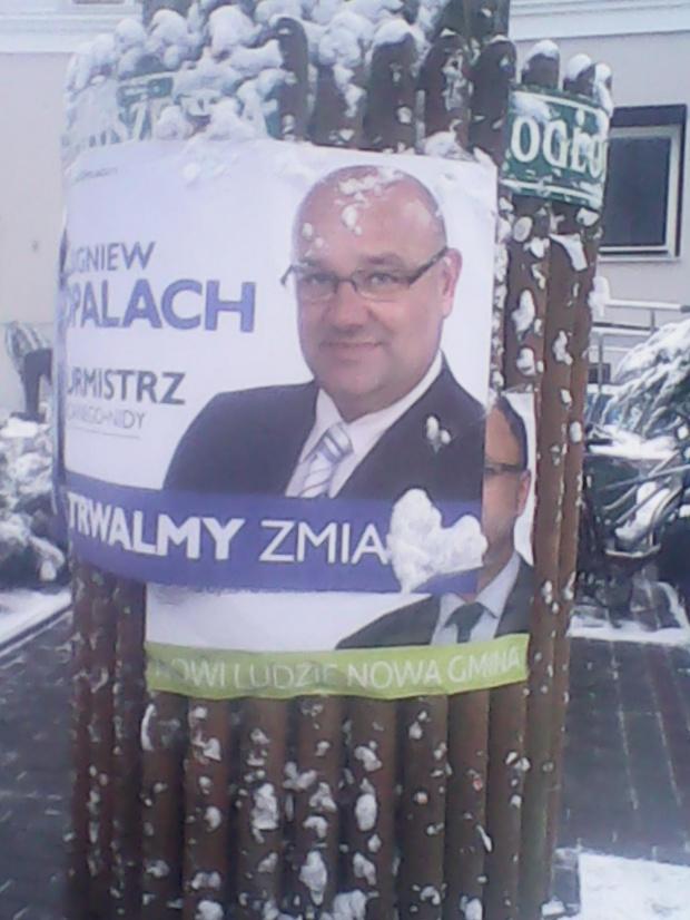 Demokracja według Opalacha...