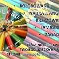 #kolorowanki #blog #dzieci #edukacja #nauka #zabawa