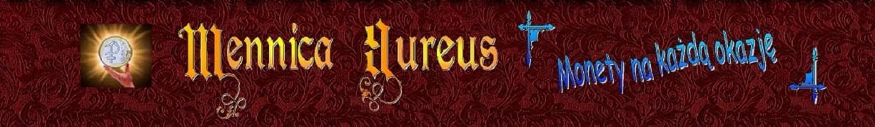 Mennica Aureus - stemple do monet  ręcznie wybijanych na każdą okazję