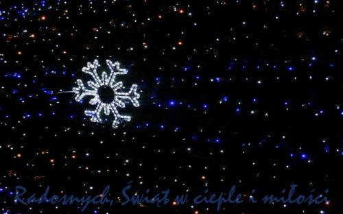 ...dla Was z życzeniami pięknych świąt w galaktyce bliskich serc #DrogaMleczna