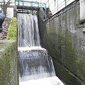 Wykorzystanie wydłużonego czasu migawki #MałaElektrownia #Woda #wodospad