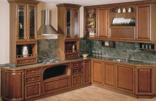 kuchnia z kamieniem