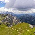 Mangartska przełęcz #Góry