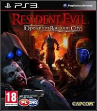 RESIDENT EVIL(R) Operation Raccoon City (2012) PS3 - P2P