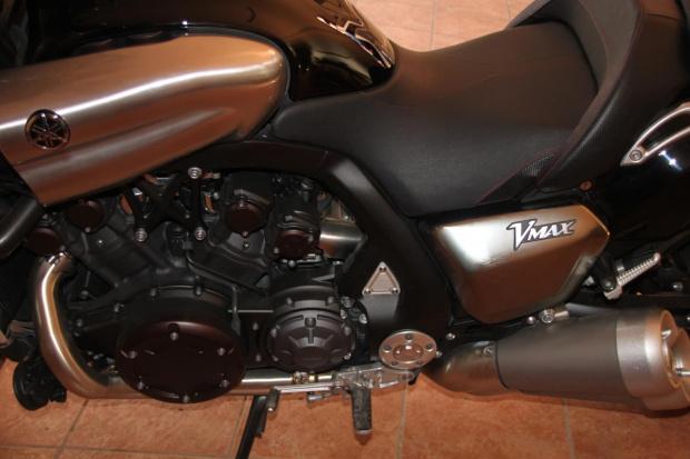#motocykl #Yamaha #Vmax