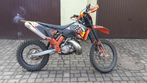 KTM EXC 200 #exc #ktm