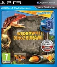Wonderbook - W�dr�wki z Dinozaurami (2013) PS 3 - P2P