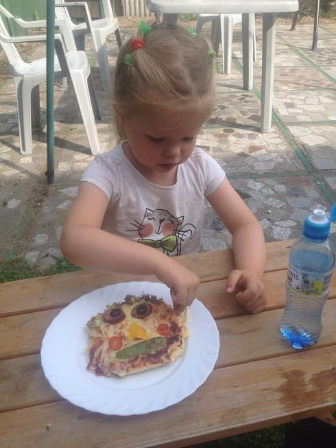 minni pizza
