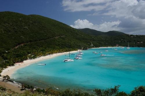 Karaiby #ocean #lazur #morze #łódź #żeglarstwo #statek #błękit #karaiby