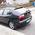 Mój Leon #auta #leon #samochód #seat