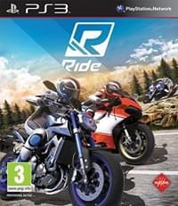 Ride (2015) PS3- DUPLEX