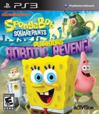 Sponge Bob Planktons Robotic Revenge (2013) PS3-P2P