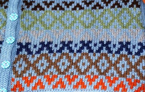 żakard #żakard #sweter #kardigan